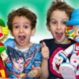 Brinquedos e supresas - Marketing de Influência - influency.me