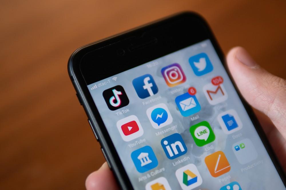 Redes Sociais   TikTok   Influenciadores
