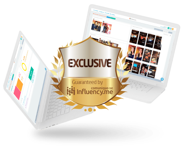 Exclusive Statistics - Influency.me