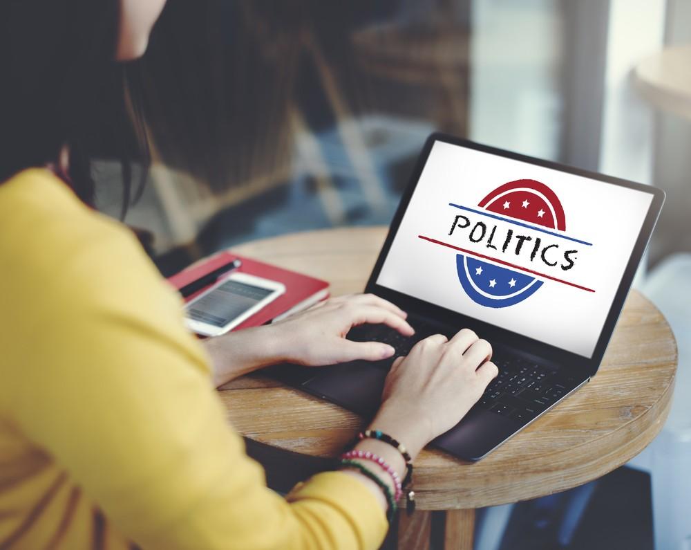 Influenciadores pode engajar público com temas políticos