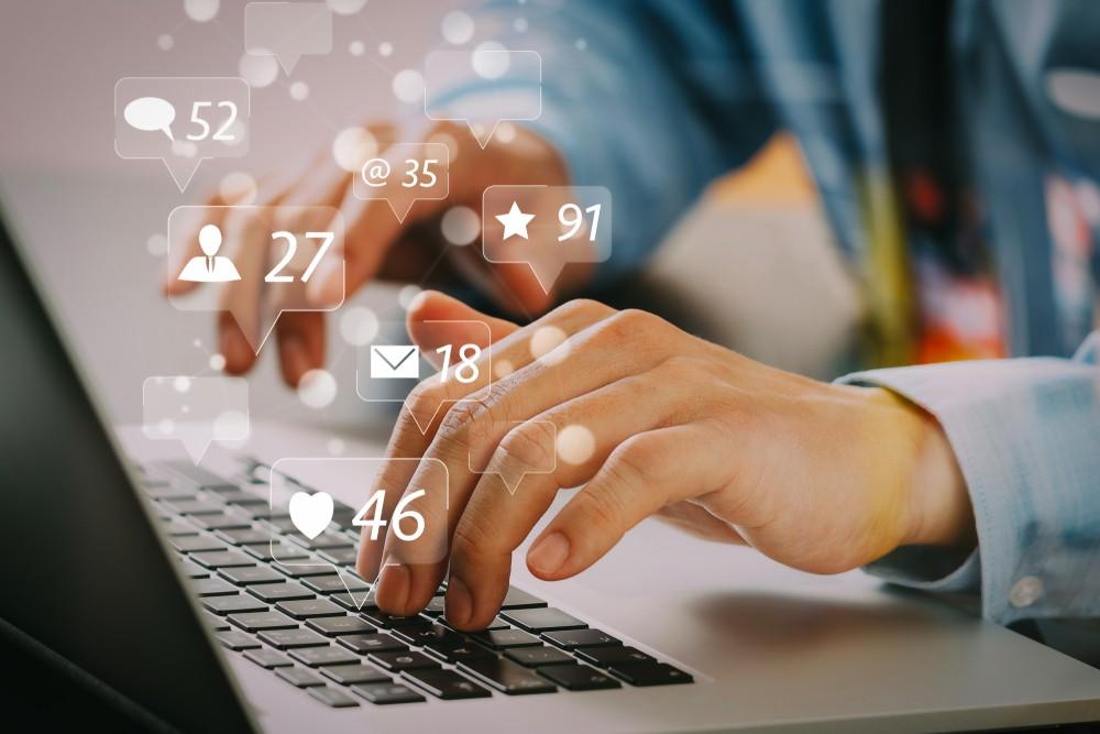 Influência digital das marcas