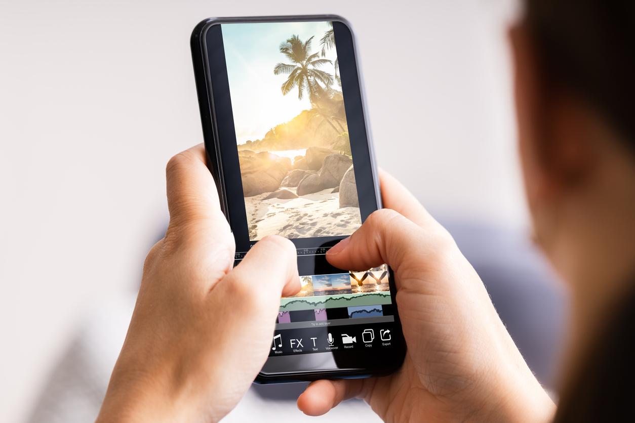 edição de vídeo no celular